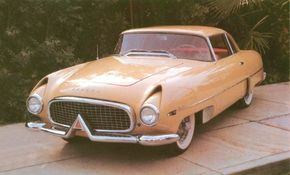The 1954-1955 Hudson Italia benefited from the mid-1950s desire for sports cars and Italian-inspired products. See more classic car pictures.
