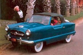 When it officially went on sale, the Met convertible included a long list of standard equipment.