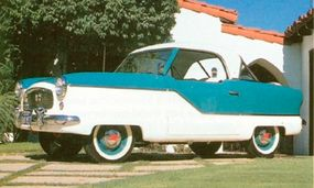 AMC toyed with building a Met station wagon, but it never reached production.