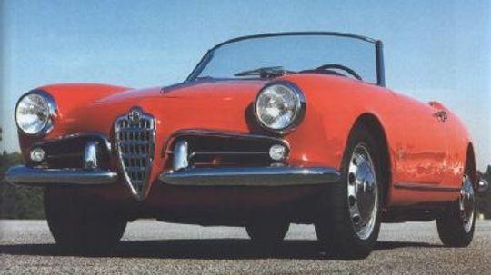 1954-1965 Alfa Romeo Giulietta and Giulia