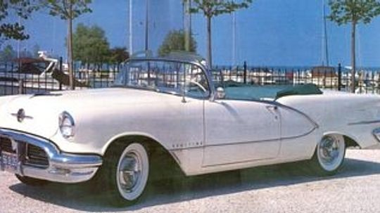 1954-1966 Oldsmobile Starfire