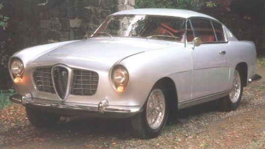 1954 Alfa Romeo 1900