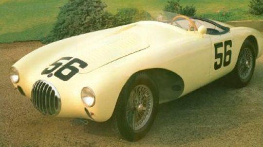 1954 OSCA MT-4 Sports Racer