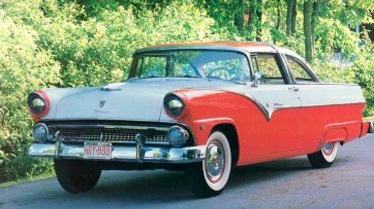 1955-1956 Ford Fairlane Crown Victoria