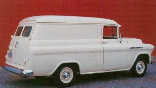 1955-1957 Chevrolet Light-Duty Trucks