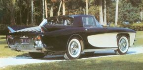 The 1955-1957 Gaylord was a beautiful car, but couldn't overcome the many production problems that plagued it.