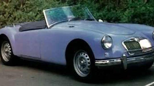1955-1962 MGA