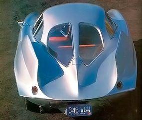 Dr. Gary Kaberle bought this car at age 16.