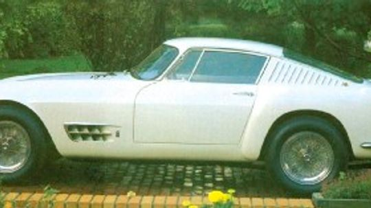 1955 Ferrari 250 MM GT Berlinetta