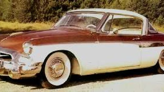 1956-1961 Studebaker Hawk