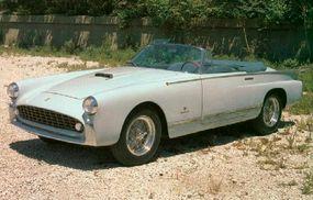 The Boano-designed 1956 Ferrari Superamerica body took inspiration from mid-1950s Detroit.