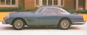 This 410 Ferrari Superamerica was the Geneva and Turin show car in 1957.