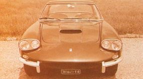 The four-eyed Superfast IV of 1962 was shown with and without the hood scoop.