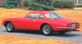 The 500 Superfast was built from 1964 to 1966; this is a 1964.