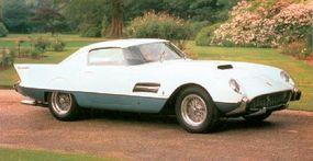 Based on the 410 Superamerica, the Ferrari 410 Superfast rode on the new, shorter chassis.