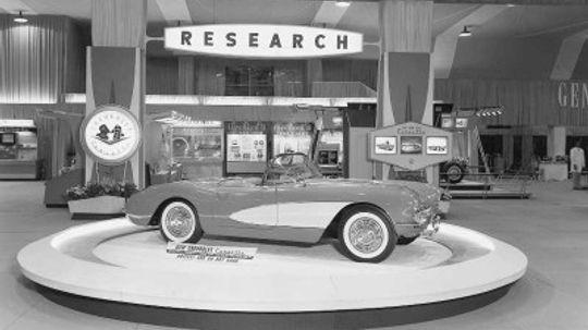 1956 Corvette