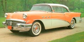 The 1956 Buick Special Riviera Coupe is a good value for collectors on a budget. See more classic car pictures.