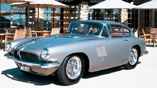 1956 Pegaso Z-102 Panoramica Coupe