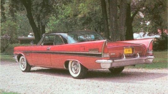 1957, 1958, 1959 Chrysler New Yorker