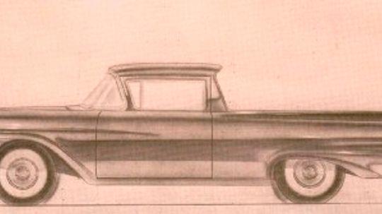 1957-1959 Ford Ranchero
