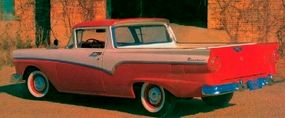The Ford Ranchero caught other car makers by surprise.