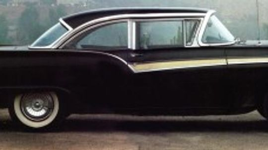 1957-1959 Ford Styling
