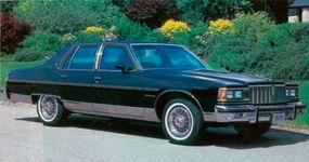 There were few changes for the 1979 Pontiac
