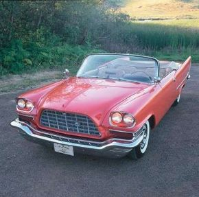 This Chrysler 300-C is just one of made for 1957. See more pictures of classic cars.
