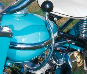 The Eagle had a hand-shifted two-speed transmission.
