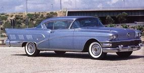 The 1958 Limited two-door hardtop, with 1,026 built, was hardly more popular than the convertible.
