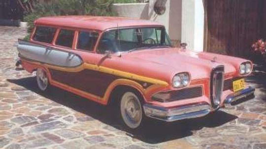 1958 Edsel Bermuda