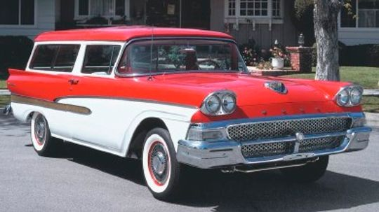 1958 Ford Del Rio