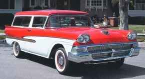 The 1958 Ford Del Rio sold only 12,687 units, making it a rare                              collectible today. See more pictures of classic cars.