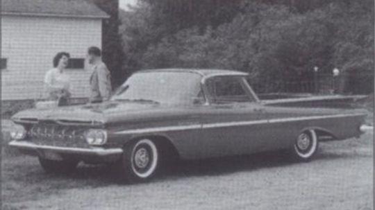 1959-1960 Chevrolet El Camino