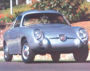 Externally, the Fiat Abarth 750 sedans looked almost identical to their mass-produced cousins. See more classic car pictures.