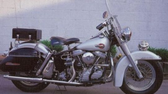 1959 Harley-Davidson Police Special