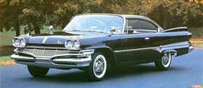 Styling of the 1961 Dodge Dart wasn't as well accepted, and sales took a nose dive, but the newly available 413-cid V-8 could make it a real screamer.