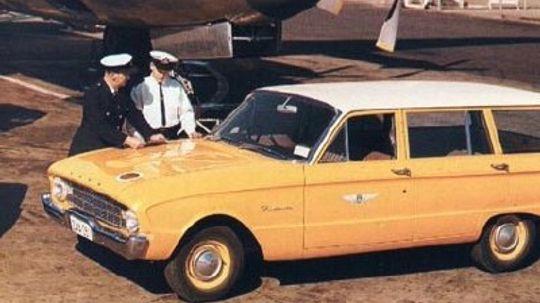 1960-1966 Ford Falcon