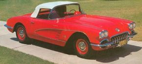 This 1960 Corvette roadster is stripped of all but the most basic amenities. See more classic car pictures.