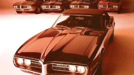 Introduction to the 1960s Pontiac Firebird