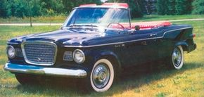 The first Lark almost tripled overall sales for Studebaker. See more classic car pictures.