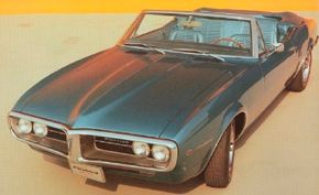 The Pontiac Firebird debuted in 1967 and sold 82,560 models that year.