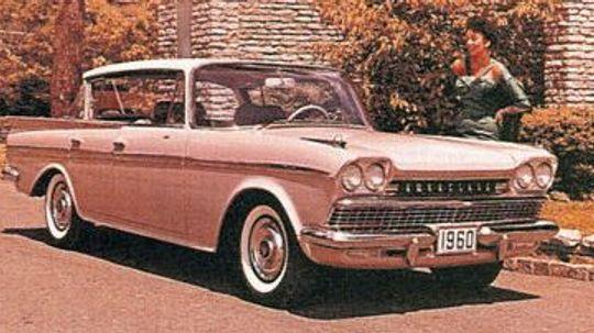 1960-1961 AMC/Rambler Ambassador