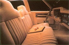 Production targeted for 1979 was derailed by the second energy crisis. Was the Duesenburg concept's interior lush enough for a $100,000 car?