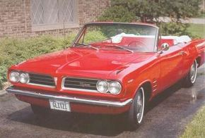 The Pontiac Tempest was eventually driven from the market by the LeMans.