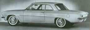 To compensate for the weight of the engine, Pontiac engineers had to reinforce the Pontiac Tempest to make it driver-friendly.