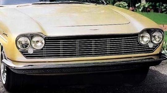 1961 Cadillac Jacqueline Brougham Coupe