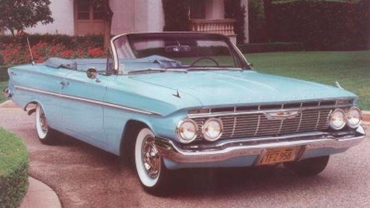 1961 Chevrolet Bel Air Convertible