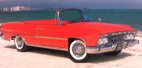 The 1961 Dodge Polara received extensive restyling. See more classic car pictures.