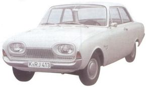 The Taunus 17M may have colored Elwood Engel's thinking for his 1961 Ford Thunderbird design.